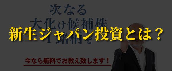 新生ジャパン投資の口コミ評判 会社概要